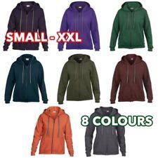 Gildan Plain Regular Size Hoodies & Sweats for Women