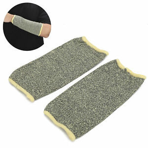 5 Level Anti‑cutting Pair Safety Arm Guard Work Sleeves Safety For Manufacturing