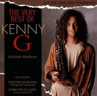 Kenny G Very best of (1994, Arista) [CD]