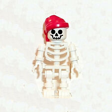 LEGO 6204 Pirates Buccaneers Skeleton Pirate Minifig w/ Bandanna and Sword *NEW*