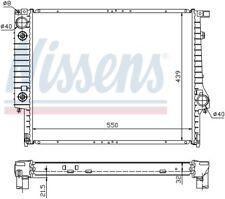 Radiator Nissens 60618A fits 87-93 BMW 325i