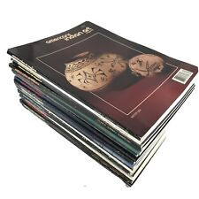 American Indian Art Magazine Lot 21 Issues 1986-1994 Jewelry Weaving Sculpture