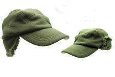Super, Warm Fleece Winter Cap -  with Fold-down Flaps GREAT XMAS GIFT !!  (LWC)