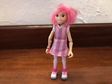 ⭐️ LAZY TOWN Action Figure STEPHANIE Doll Spartacus Kid's TV Show TOY 2009 ⭐️