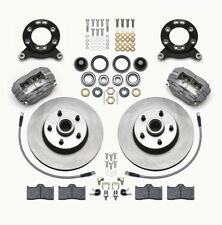 Wilwood Classic Series Dynalite Front Brake Kit,fits Ford Falcon,Mustang,Cougar