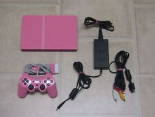 Playstation 2 Slim Konsole komplett mit 1 Controller rosa pink *