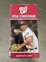 Ryan Zimmerman Bobblehead - Washington Nationals - 2012 SGA - New In Box!