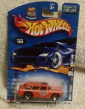 Hot Wheels 2002 Redline Series Chevy Nomad 4/4