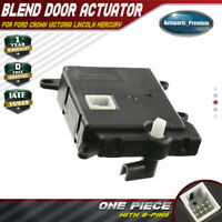New Blend Door Actuator for Ford Crown Victoria Grand Marquis 1990-2011 604-214