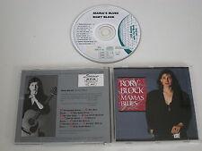 RORY BLOCK/MAMA'S BLUES(ZENSOR CD 113) CD ALBUM