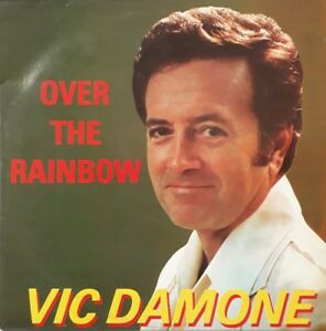 Vic Damone-Over The Rainbow Vinyl LP.1983 Applause APL 1.Top Of The World/If+