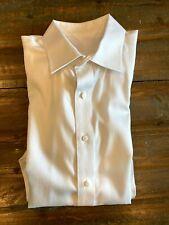 HallMadden White Dress Shirt - A2
