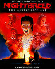 Nightbreed: The Director's Cut [Bluray / DVD Combo] [Blu-ray]