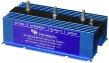 Cole Hersee 48162 4-Stud 200 Amp 12-36V DC Battery Isolator