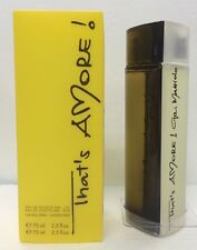 That's Amore! Gai Mattiolo 2.5 oz/ 75ml Each EDT Spray Set For HIM & HER LUI/LEI