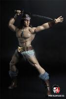 """MR.TOYS MT2018-02 1/6 Conan Head Model With Clothes F 12""""TB Male Body"""