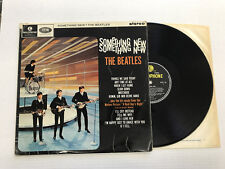 "BEATLES-SOMETHING NEW-UK EXPORT-2nd PRESS-NO ""SOLD IN UK""-VINYL 2.0, COVER 4.0"