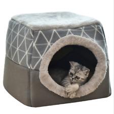 Winter Haustier Katze Weiche Warme Höhle Haus Hundezimmer Katze Hund Nest Bett