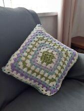 Cushion cover and Insert Handmade Crochet