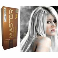 MG705 Hair Colour Permanent Cream Dye Punk Emo Goth Cosplay Silver Titanium NEW