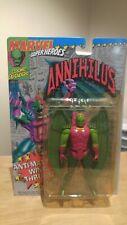 Annihilus Toy Biz 1992 MOC Marvel Superheroes villain Fantastic 4 Four Vintage