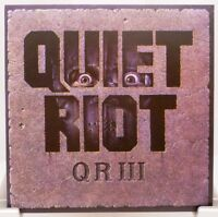 Quiet Riot + CD + QR III + Special Edition + 11 starke Songs + Heavy Metal +