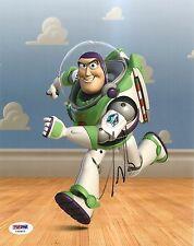 Tim Allen Toy Story Home Improvement Signed Auto 8x10 PHOTO PSA/DNA COA
