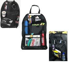 Car Backseat Storage Bag Travel Organizer Holder Back Seat Mesh Pockets Kids