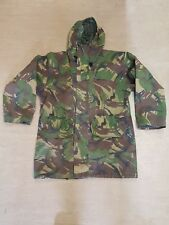 Dutch Army Issue Woodland DPM MVP Lined Combat Smock Jacket