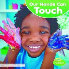 Our Amazing Senses: Our Skin Can Touch by Jodi Lyn Wheeler-Toppen (2017)