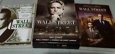 Coffret DVD des 2 films WALL STREET d'Oliver Stone avec Michael Douglas