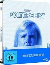 POLTERGEIST (JoBeth Williams, Craig T. Nelson) Blu-ray Disc, Steelbook NEU+OVP