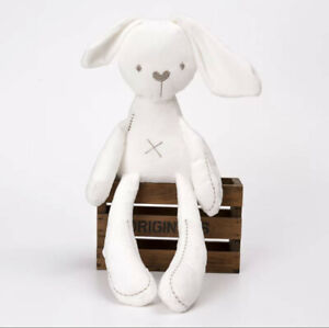Soft Stuffed Animals Kids Animal Rabbit Sleeping Cute Cartoon Plush Toy Stuffed