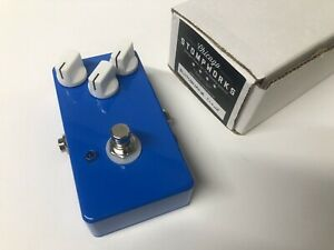 """""""Blooze Maker"""" Blues Breaker Clone Pedal by Chicago Stompworks"""