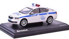 Skoda Octavia III Russian Police of Ukrainian Crimea Diecast Model Car 1:43