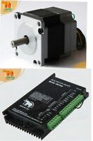 【Top Seller】CNC Nema 17 Brushless DC Motor 3000RPM, 24V,53W,& Driver 5000RPM,80V
