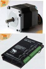 【Top Seller】CNC Nema 17 Brushless DC Motor 3000RPM, 24V,53W,& Driver 5000RPM,80V