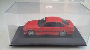 Voiture miniature BMW M3 E30 Minichamps PMA 1/43