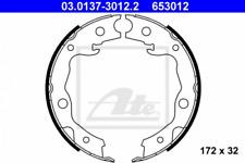 Bremsbackensatz, Feststellbremse für Bremsanlage Hinterachse ATE 03.0137-3012.2