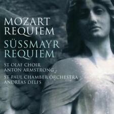 Wolfgang Amadeus Mozart : Requiems (Delfts, St Paul Orchestra) [sacd/cd Hybrid]