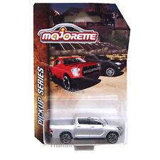 Toyota Hilux Revo Silver Majorette Pickup Series Diecast Cars 292K 1:58 Pick up
