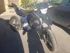 Yamaha WR125X 2016 Learner Legal 125cc Supermoto