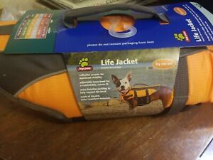 Top Paw Dog Life Jacket Quick Release Easy-fit. new