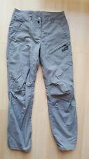 Jack Wolfskin Hiking Pants Trekking Trousers Womens Size EU38, Waist ~ 76 cm