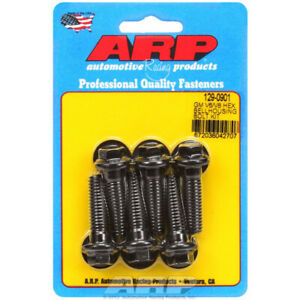 ARP Automatic Transmission Bellhousing Bolt Set 129-0901; for Chevy V6 & V8