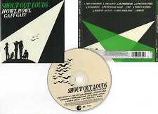 """SHOUT OUT LOUDS """"Howl Howl Gaff Gaff"""" (CD) 2005"""