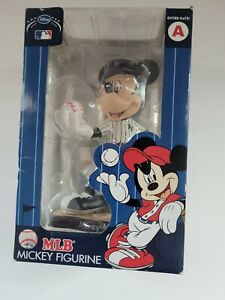 Disney's Mickey Mouse MLB New York Yankees Figurine from Forever Collectibles
