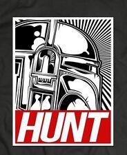 STAR WARS NEW DESIGN BOBAFETTE ~The Hunt~ CUSTOM T-Shirt *MANY OPTIONS*