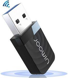 WiFi Adaptador 1300Mbps Antena USB3.0 2.4G/5GHz Dongle Win 7-10/Mac OS 10.7-12