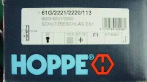 Hoppe Schutzbeschlag ES Türgriff 9003 6201/0000 61G/2221/2220/113 Z-957